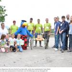 Team Brunner Eichhof, die Jät Schweizermeister