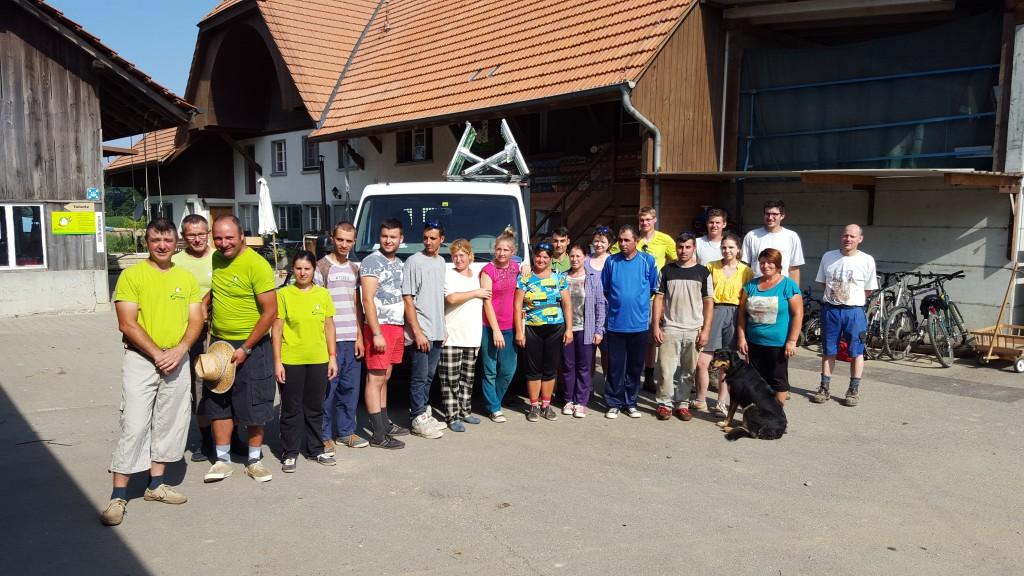 Die Eichhof Jät-Crew